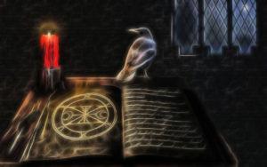 Магия в книге